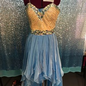 Sheri Hill altered Gown